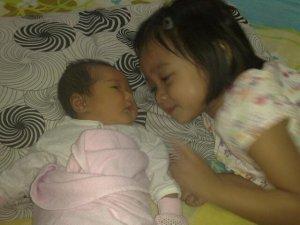 Baby Adelia