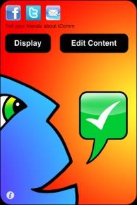 iComm app